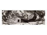 Fallen Roof Póster por Steve Munch