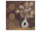 Silver Vase I Posters par Irena Orlov