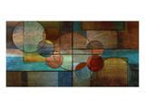 Abstract Panel II Posters by Catherine Kohnke
