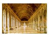 Mirror Hall Palace Versailles Art
