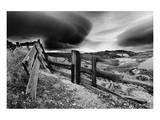 Stormy Skies, Nevada Poster