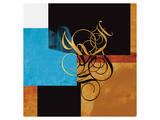 Little Conversations 218A Poster von Rachel Travis