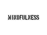 Mindfulness Stampe di  SM Design