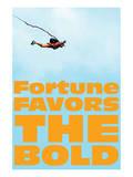 Fortune Favors the Bold IV Stampe di  SM Design