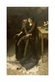 Portrait of Fanny Rizzi-Mina Giclee Print by Antonio Rossellino
