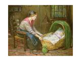Mutter und Kind Giclée-Druck von Cornelis de Vos