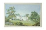 Bohun Lodge, New Barnet Giclee Print by John Keay