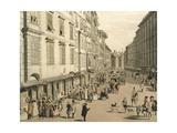 Vienna Coal Market, 1786 Giclee Print by Carle van Loo
