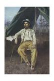Portrait of Emile Gentil, 1899 Giclee Print by Paul Renouard