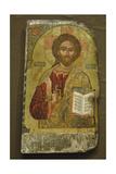 Christ Pantocrator Lámina giclée por Orazio Borgianni