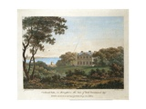 Andrew Robert Drummond's House, Cadland Park, Hampshire, 1780 Giclee Print by George Elgar Hicks