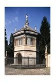 Octagonal Baptistery, Bergamo, Lombardy, Italy Reproduction procédé giclée par Giovanni Da Fiesole