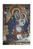 Ethiopia, Lake Tana, Narga Selassie Church Giclée-tryk
