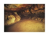 Spain, Cantabria, Santander Surroundings, Altamira Cave, Upper Paleolithic Cave Paintings Giclée-Druck