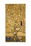 Árvore da Vida Impressão giclée por Gustav Klimt