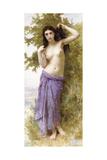Roman Beauty, 1904 Reproduction procédé giclée par William Adolphe Bouguereau