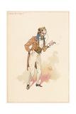 Lord Verisopht, 1883 Giclee Print by Joseph Clayton Clarke