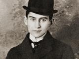 Portrait of Franz Kafka, 1910 Stampa fotografica