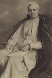 Pope Pius X Lámina fotográfica