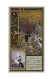 Jean-Baptiste Charcot, French Polar Explorer Giclée-tryk