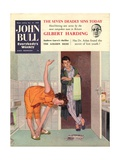Front Cover of 'John Bull', November 1959 Giclee Print