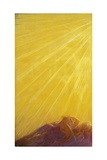 Fall of Angels Giclee Print by Gaetano Previati