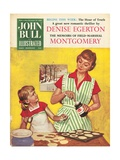Front Cover of 'John Bull' Giclee Print