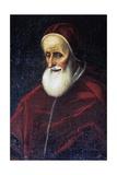 Portrait of Pope Pius V Lámina giclée