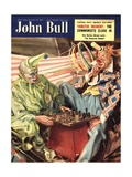 Front Cover of 'John Bull', December 1950 Giclee Print