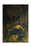 Fall, 1886 Giclee Print by Gaetano Previati