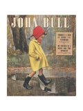 Front Cover of 'John Bull', October 1947 Giclee Print