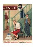 Front Cover of 'John Bull', June 1957 Giclee Print