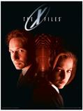 The X-Files - Vault Masterprint
