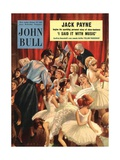 Front Cover of 'John Bull', January 1953 Giclee Print