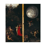 Ascent in Empyrean Reproduction procédé giclée par Hieronymus Bosch