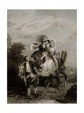 Jean-Jacques Rousseau Giclee Print by Jean Jacques Rousseau