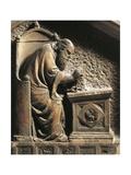 Euclid, 1334-1336 Giclée-Druck von Nino Pisano