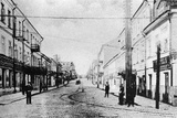 A Street in Minsk, 1897 Photographic Print by  Russian Photographer