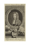 John Lord Somers, Lord High Chancellor of England Giclee Print by Godfrey Kneller