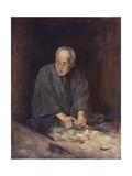 The Carpenter Giclee Print by Mortimer Ludington Menpes