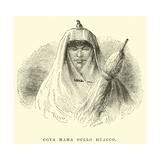 Coya Mama Ocllo Huacco Giclee Print by Édouard Riou