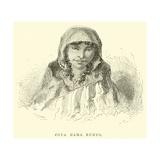 Coya Mama Runto Giclee Print by Édouard Riou
