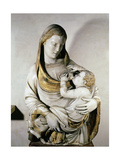 Madonna Del Latte, 1343-1347 Giclée-Druck von Nino Pisano