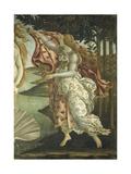 La naissance de Vénus Reproduction procédé giclée par Sandro Botticelli
