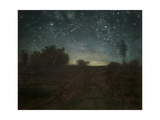 Starry Night, C.1850-65 Giclee Print by Jean-François Millet