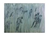 Those Who Stay Giclee-trykk av Umberto Boccioni