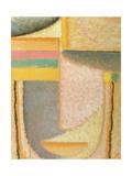 The Last Ray, 1931 Giclee-trykk av Alexej Von Jawlensky