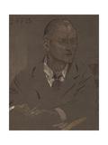 Charles Voysey, English Architect and Designer Giclee Print by John Henry Frederick Bacon
