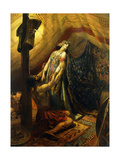 Salome Giclee Print by Georges Marie Rochegrosse