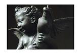Child Giclée-tryk af Andrea del Verrocchio